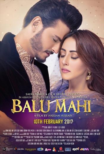 Balu Mahi 2017 Urdu 720p HDRip 1GB