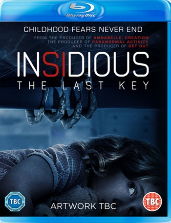 Insidious The Last Key 2018 English 720p BRRip 999MB ESubs