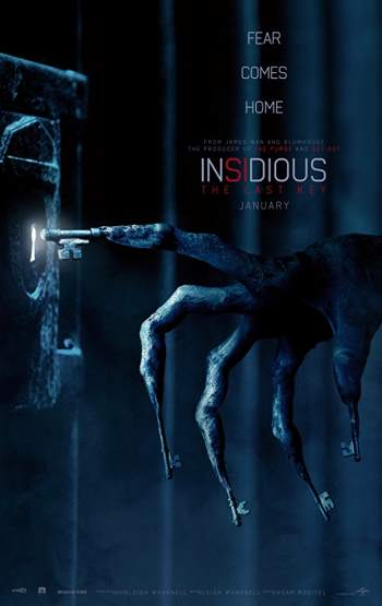 Insidious The Last Key 2018 English Full Movie Download