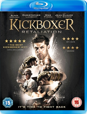 Kickboxer Retaliation 2018 English Bluray Movie Download