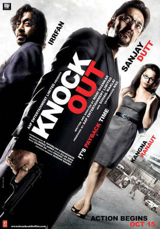 Knock Out 2010 HDRip 350Mb Full Hindi Movie Download 480p Watch Online Free bolly4u