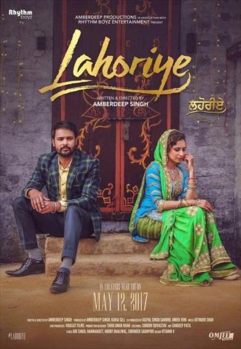 Lahoriye 2017 Punjabi 720p WEB-DL 990mb