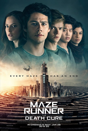Maze Runner The Death Cure 2017 English Full HD Movie Download
