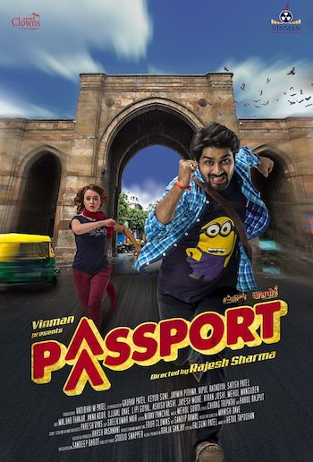 Passport 2016 Gujarati 720p HDRip 850mb