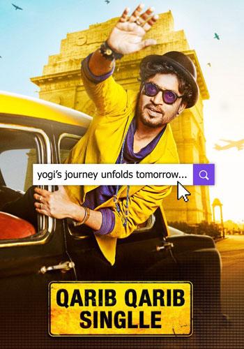 Qarib Qarib Singlle 2017 Hindi 720p DVDRip 900mb
