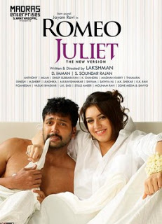 Romeo Juliet (2015) Tamil Movie DVDRip 350MB