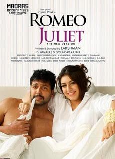 Romeo Juliet (2015) Tamil Movie DVDRip 350MB