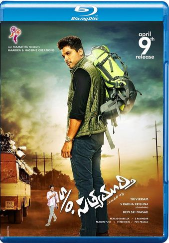 SO Satyamurthy (2015) Tamil BluRay 720p 600MB