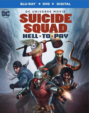 Suicide Squad Hell to Pay 2018 English BluRay Full Movie Download