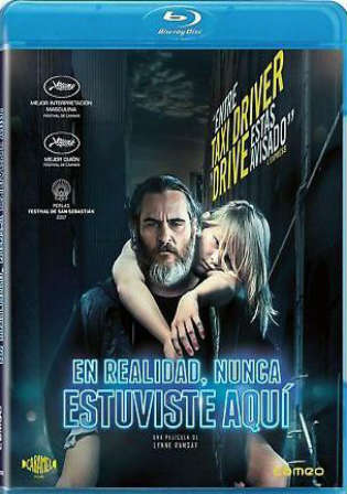 You Were Never Really Here 2017 BluRay 280MB English 480p ESub