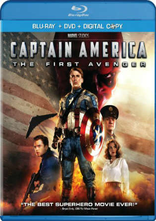 Captain America The First Avenger 2011 BRRip 350MB Hindi Dual Audio ORG 480p Watch Online Full Movie Download bolly4u