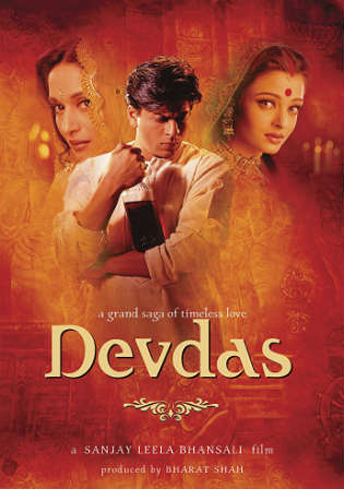 Devdas 2002 HDRip 500MB Full Hindi Movie Download 480p Watch Online Free bolly4u