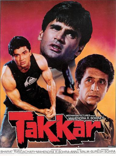 Takkar 1995 Hindi 720p HDRip 1GB