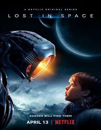 Poster Of Lost in Space Season 01 Complete 2018 Watch Online Free Download
