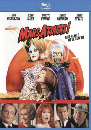 Mars Attacks 1996 BluRay 800MB Hindi Dual Audio 720p Watch Online Full Movie Download bolly4u