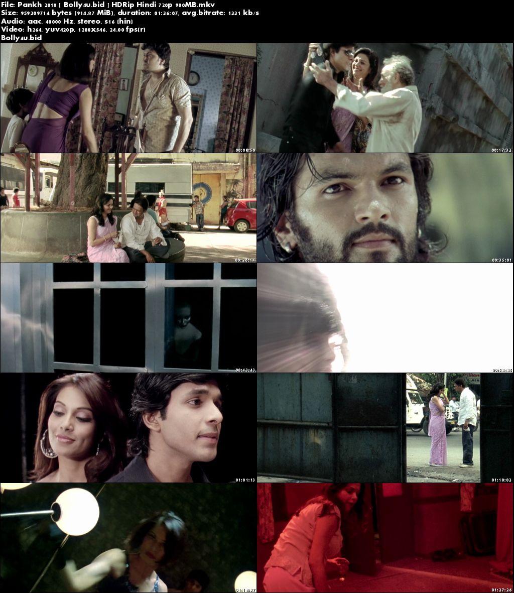 Pankh 2010 HDRip 900MB Full Hindi Movie Download 720p