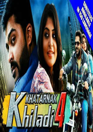 Khatarnak Khiladi 4 2018 HDRip 750MB Hindi Dubbed 720p