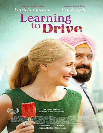 Learning to Drive 2014 Hindi Dual Audio BRRip Full Movie Download