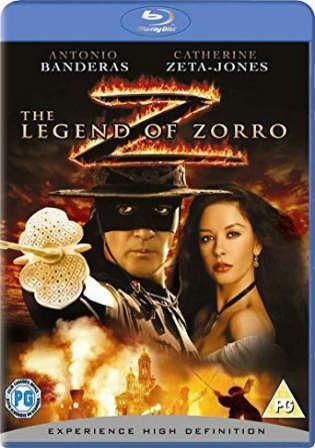 Legend of Zorro 2005 BluRay 400Mb Hindi Dual Audio 480p Watch Online Full Movie Download bolly4u