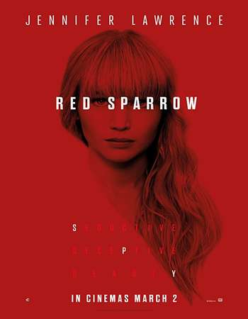 Red Sparrow 2018 Full English Movie BRRip Download