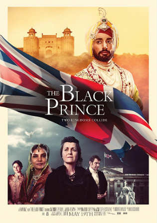 The Black Prince 2017 WEB-DL 950MB Full Hindi Movie Download 720p
