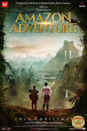 Amazon Adventure 2017 Hindi Dubbed Full 300mb Movie Download