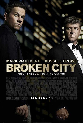 Broken City 2013 Dual Audio Hindi Full Movie Download