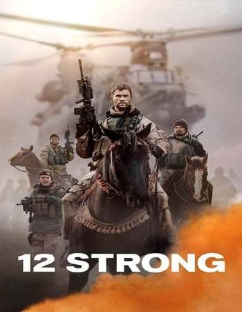 12 Strong 2018 English 350MB BRRip 480p ESubs