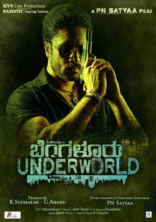 Bangalore Underworld 2017 HDTV 650MB Hindi Dubbed 720p