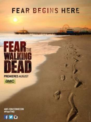Fear the Walking Dead S04E14 350MB WEBRip 720p x264 ESubs
