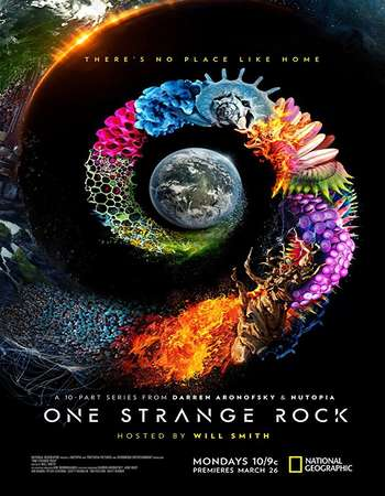 Poster Of One Strange Rock Season 01 2018 Watch Online Free Download
