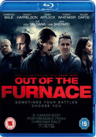 Out Of The Furnace 2013 BRRip 650MB Hindi Dual Audio 720p Watch Online Full Movie Download bolly4u
