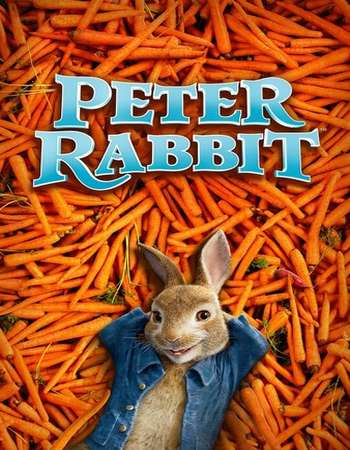 Peter Hase 2018 English 250MB BRRip 480p ESubs