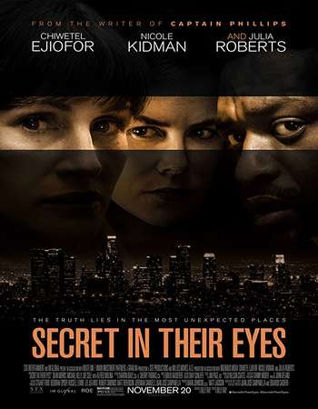 Secret in Their Eyes 2015 Dual Audio 720p HEVC 600MB BRRip x264