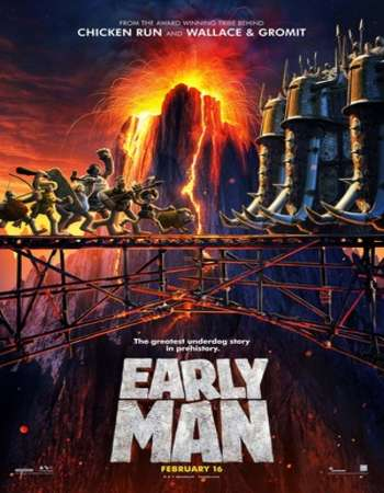 Early Man 2018 English 720p HDRip x264 650MB