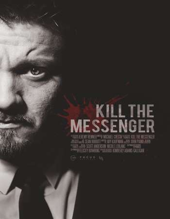 Kill the Messenger 2014 Hindi Dual Audio 350MB BluRay 480p ESubs