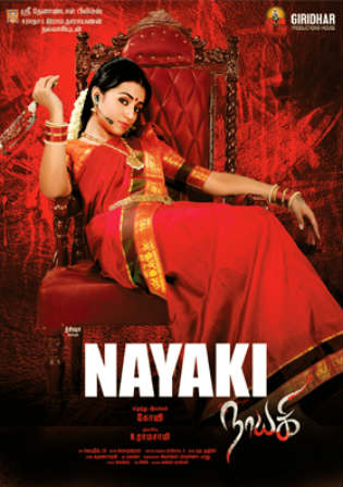 Nayaki 2016 HDRip 350MB UNCUT Hindi Dual Audio 480p