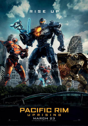 Pacific Rim 2 Uprising 2018 HC HDRip 350MB English 480p Watch Online Full movie Download bolly4u