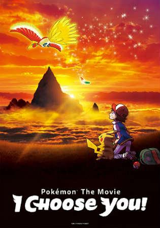 Pokemon the Movie I Choose You 2017 WEBRip 750MB English 720p ESub Watch Online Full Movie Download bolly4u