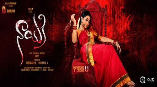 Nayaki 2016 Hindi Dubbed 300MB HDRip 480p