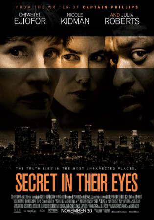 Secret In Their Eyes 2015 BRRip 850MB Hindi Dual Audio 720p Watch Online Full Movie Download bolly4u