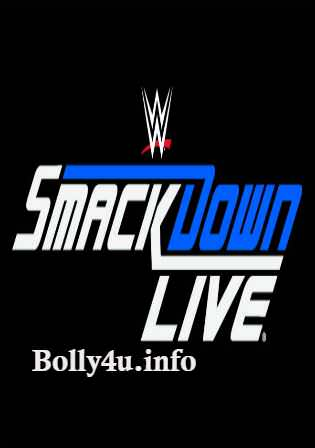 WWE Smackdown Live HDTV 480p 250MB 18 April 2018 Watch Online Free Download bolly4u