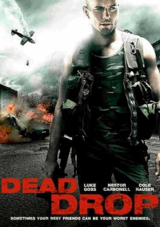 Dead Drop 2013 BluRay 300MB Hindi Dual Audio 480p