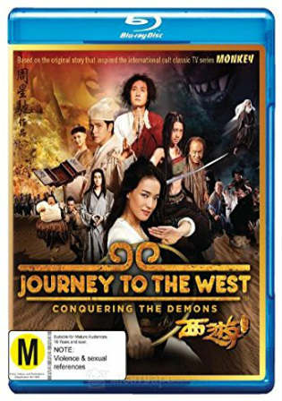 Journey to the West Conquering the Demons 2013 BRRip 700MB Hindi Dual Audio 720p
