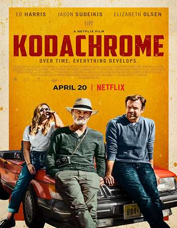 Kodachrome 2018 English 720p WEBRip 800MB MSubs