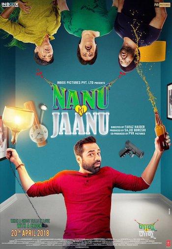 Free Download Nanu Ki Jaanu 2018 Hindi p 700 MB