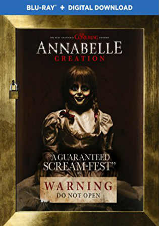 Annabelle Creation 2017 BRRip 350MB Hindi Dual Audio ORG 480p