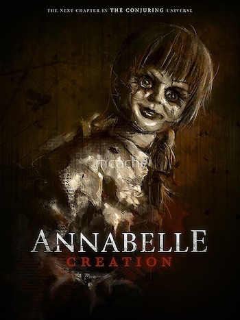 Annabelle Creation 2017 Dual Audio Hindi Full Movie Download