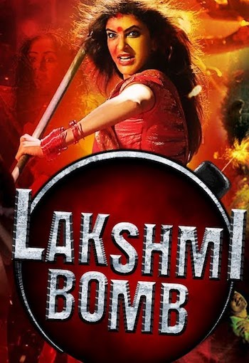 Lakshmi Bomb 2018 Hindi Dubbed 480p HDRip 300mb