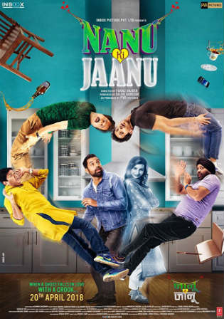 Nanu Ki Jaanu 2018 Pre DVDRip 700Mb Full Hindi Movie Download x264